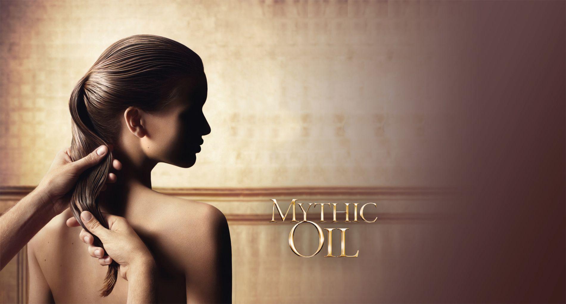 vignette Mythic Oil de LOréal Professionnel